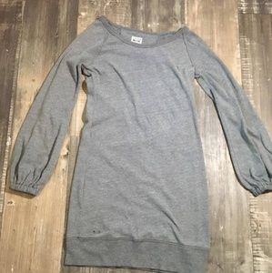 Converse sweatshirt dress
